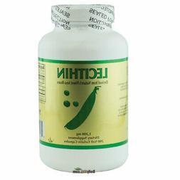 1 Bottles of Lecithin 1200mg 200 Softgels anti-oxidant , FRE