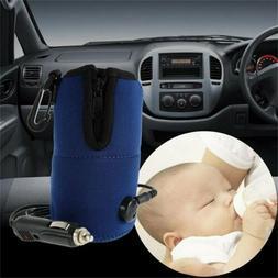 12V Food Milk Water Drink Bottle Cup Warmer Heater Car Auto