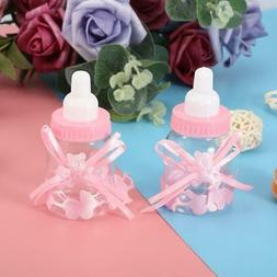 24Pcs Fillable Bottles Sweet Candy Box Gift for Baby Shower