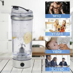 250ML Auto/Electric Mixing Shaker Protein Coffee Water Cup B