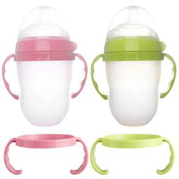 2PCS PP Heat Resistance Baby Feeding <font><b>Bottle</b></fo