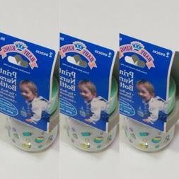 3 pk of NEW 2oz Preemie Baby King Bottles w/ Silicone Preemi
