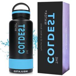 The Coldest Water 32 oz Stainless Steel Double Walled Sports
