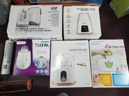 TBI Pro 5-in-1 BPA-Free Premium Quick Baby Bottle Warmer/Ste