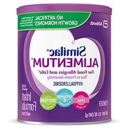 6 cans Similac Alimentum Hypoallergenic  Formula 12 oz