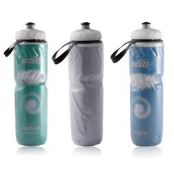 710ml 24oz Portable Outdoor Insulated <font><b>Water</b></fo