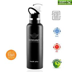 750 ml Sports Water Bottle Insulated Stainless Steel Thermos