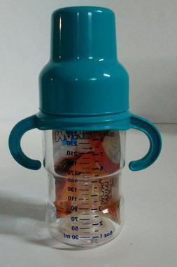 Mam 8 oz. 3 Step Orthodontic Nurser Bottle With Gripper Hand