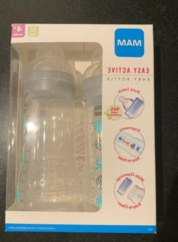 MAM Baby Bottles for Breastfed Babies, MAM Baby Bottles Anti