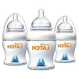 Munchkin�LATCH 4oz Bottle BPA Free, 3pk