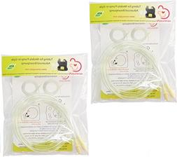 Nenesupply Compatible Tubing 4 Tubes for Medela Pump In Styl