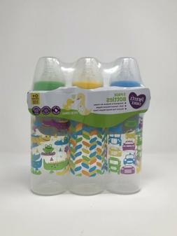 Parent's Choice Baby Bottles 9 fl oz 3 Count Fast Shipping
