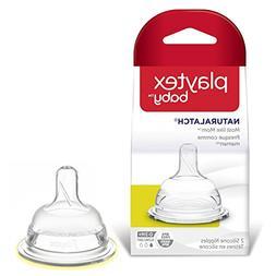 Playtex Baby NaturaLatch Nipple - Slow Flow - 2 ct