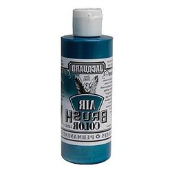 Jacquard Airbrush Color 4Oz Iridescent Teal