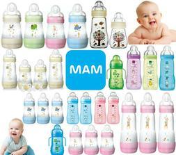 MAM All Bottles Anti-Colic,Baby,Glass & Trainer Bottle
