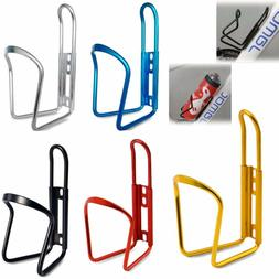 Aluminum Bike Bicycle Cycling Drink Water Bottle Rack Holder