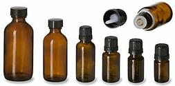 amber glass bottles 5 ml 10 ml