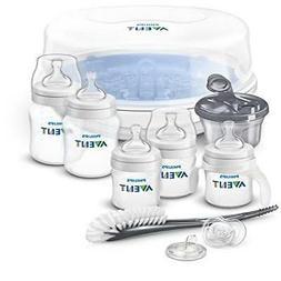 Philips AVENT Anti-Colic Bottle Essentials Newborn Starter S