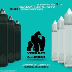 Authentic Chubby Gorilla Unicorn Drip Bottles 15ml 30ml 60ml