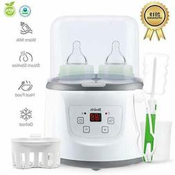 Baby Bottle Warmer Sterilizer Smart And Food Heater For Brea