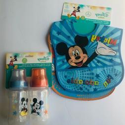Disney BABY lot Micky Goofy Donald Duck Minnie Waterproof Bi
