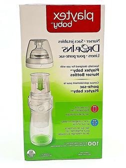Playtex Baby Nurser 8 oz Premium Disposable Drop-Ins Baby Bo