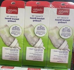 Playtex Baby Premium Nuser Bottles with 5 Drop In Liners Eac