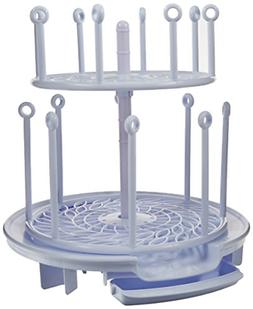 The First Years Baby Spinning Drying Rack Bottle Storage Hol