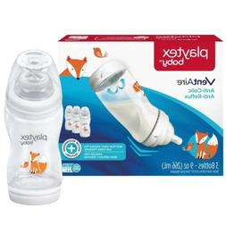 Playtex Baby Ventaire Anti-Colic Anti-Reflux Bottle - Fox De