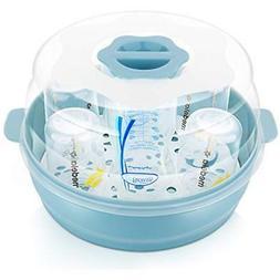 Baby Warmers & Sterilizers Bottle Microwave Steam - Fit 6 Ba