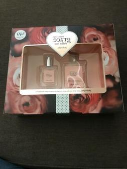 Philosophy Ballet Rose Amazing Grace Perfume Gift Set 2 Fl O