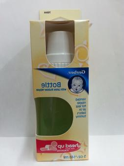 Gerber Bottle, 5 oz  - Colors May Vary