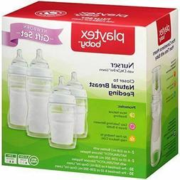 Playtex BPA Free Premium Nurser Bottles with Drop In Liners