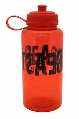 BPA Free Positive Motivational Sport Water Bottle 1L Leak Pr