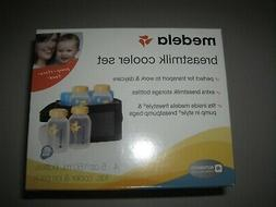 Medela Breast Milk Cooler and Transport Set, 5 ounce Bottles