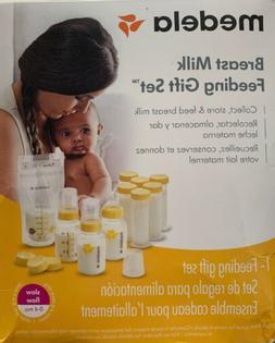 Medela Breastfeeding Gift Set Breast Milk Storage System Bot