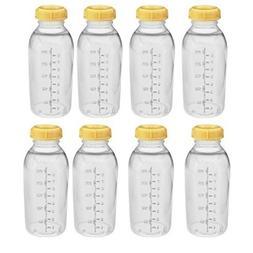 Medela Breastmilk Collection and Storage Bottles 8oz  - 8 Ea