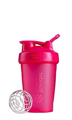 Blender Bottle Classic 20 oz. Shaker with Loop Top - Pink/Pi