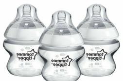 Tommee Tippee Closer To Nature 3-5 Oz Newborn Baby Bottle NI