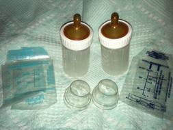 Brand New Collector Vintage Gerber Disposable  Bottles/Nurse