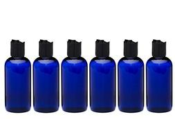Newday Bottles, 4 Oz Empty Plastic Bottles BPA-Free Made in
