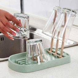 Detachable Drying Rack Baby Bottle Dryer Solid Feeding Bottl