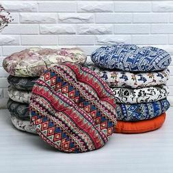 Modern Dining Chair Cushion Chair Office Round Seat Home Tat
