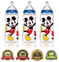 Disney Baby Bottle  Mickey Mouse Baby Feeding Bottle 10 oz.