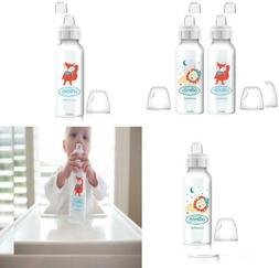 Dr. Brown's Options+ Sippy Spout Baby Bottles, Fox & 2 Count