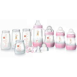 MAM Easy Start Self Sterilising Anti Colic Bottles - All col