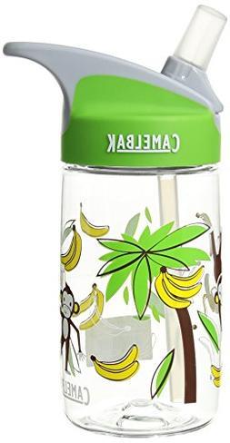 CamelBak eddy Kids Bottle, Monkey Around, .4 L