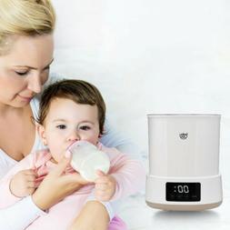 Electric Baby Bottle Steam Sterilizer Dryer Warmer Milk Mach