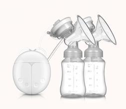 Electric Breast Pump - Baby Breastfeeding Accessories - Doub