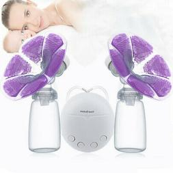 Electric USB Baby Breast Pump BPA Free Double Microcomputer